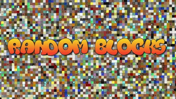 Random Blocks для Майнкрафт 1.11.2