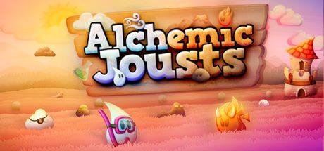 Русификатор для Alchemic Jousts