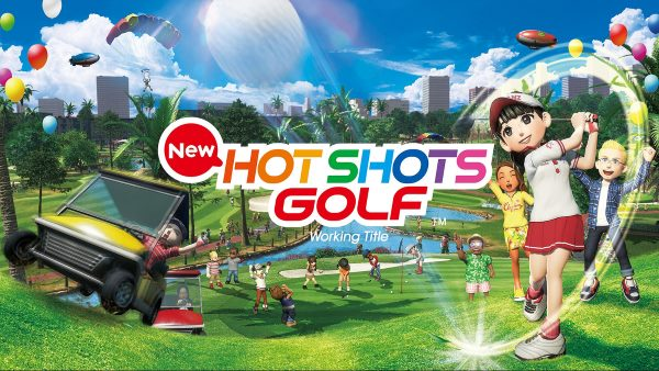 Русификатор для New Hot Shots Golf