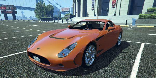 AC 378 GT Zagato 1.2 для GTA 5