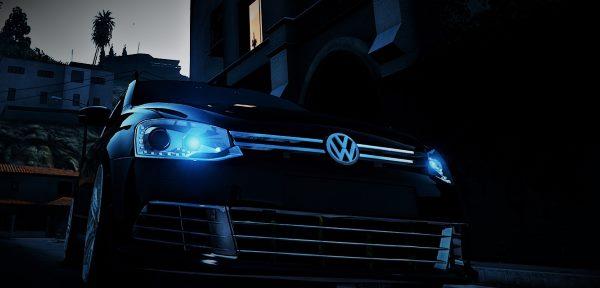 Volkswagen Polo R Line [Add-On / Replace] для GTA 5