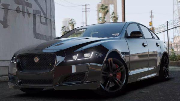 2016 Jaguar XJR для GTA 5