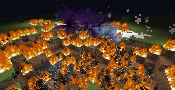Electroblob's Wizardry для Майнкрафт 1.7.10