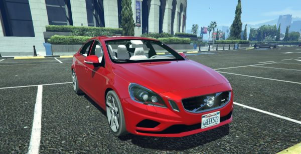 Volvo S60 R-Design [Add-On / Replace] 1.2 для GTA 5