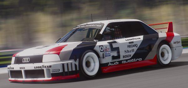 Audi 90 quattro IMSA GTO [Add-On | Wipers] для GTA 5