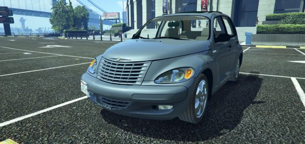 Chrysler PT Cruiser для GTA 5