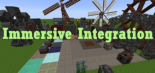 Immersive Integration для Майнкрафт 1.7.10