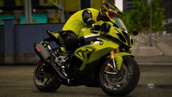 2016 BMW S1000RR [Add-On | Tuning] для GTA 5