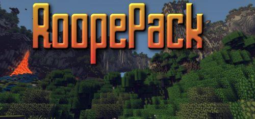 RoopePack для Майнкрафт 1.10.2