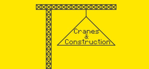 Cranes & Construction для Майнкрафт 1.11.2