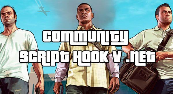 Community Script Hook V .NET 2.9.5 для GTA 5