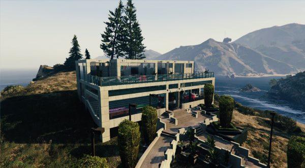 Huge villa v 2.0 для GTA 5