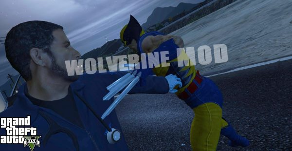 Wolverine V [.NET] 1.0 [BETA] для GTA 5