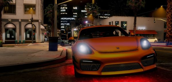 Porsche Cayman GT4 Edition [Add-On] для GTA 5