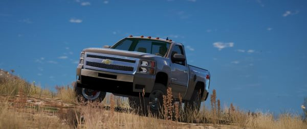 Chevrolet Silverado 1500 LTZ Regular Cab 4x4 2013 [Add-On / Replace | 7 Extras] 1.2 для GTA 5