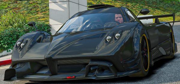 Pagani Zonda R [Add-On | HQ] 0.2 для GTA 5