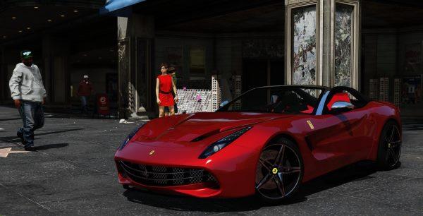 Ferrari F60 America [Add-On | HQ | Template] для GTA 5