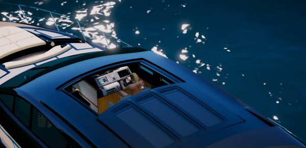 Sea Ray L650 express [Add-On / Replace] 1.8.1 для GTA 5