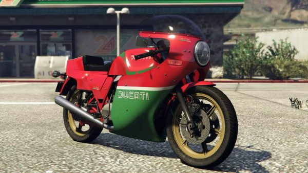 Ducati 900 MHR [Add-On] для GTA 5