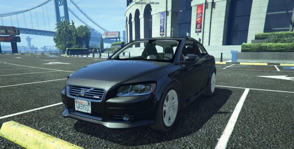 Volvo C30 R-Design [Add-On / Replace] для GTA 5