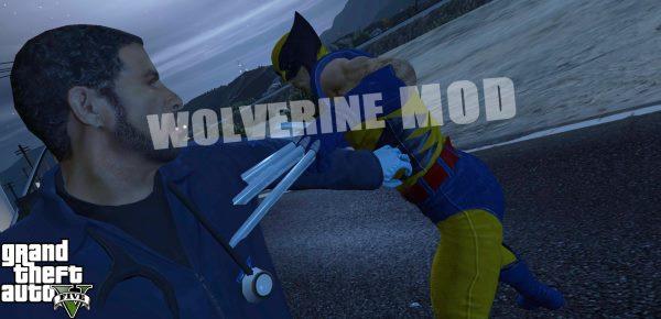 Wolverine V [.NET] 1.1 [BETA] для GTA 5