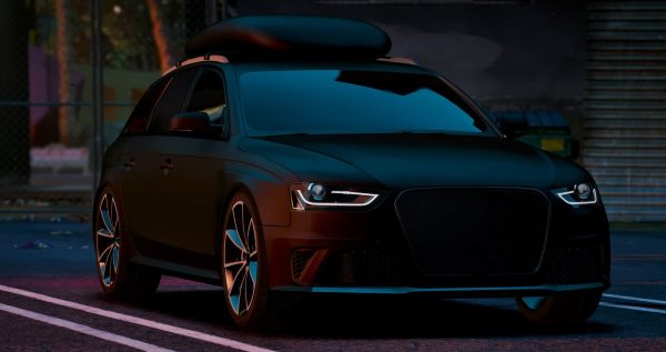 Audi RS4 Avant 2013 [Add-On | Tuning] 1.9c для GTA 5