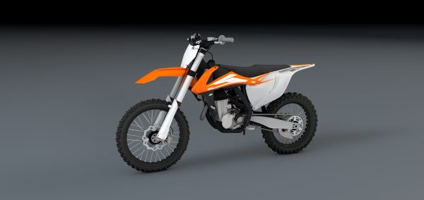 2016 KTM 450 SX-F [Add-On] для GTA 5