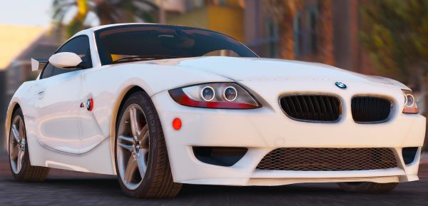 2008 BMW Z4M (E86) Coupe [Tuning | HQ Engine] 0.05 для GTA 5