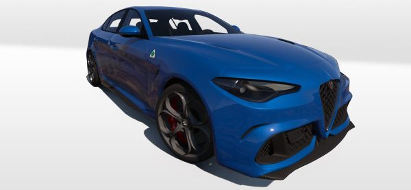 2016 Alfa Romeo Giulia Quadrifoglio [Add-On | Livery | HQ] для GTA 5
