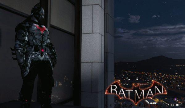 Arkham Knight Batman Beyond 2039 для GTA 5