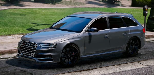 Audi S4 Avant 2013 [Add-On / Replace] 1.2 для GTA 5