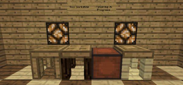 Tinkers' Construct для Майнкрафт 1.11.2