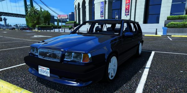 Volvo 850R [Add-On / Replace] для GTA 5