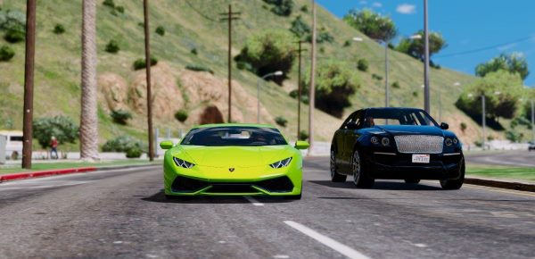 Lamborghini Huracan LP610-4 Edition [Add-On] для GTA 5