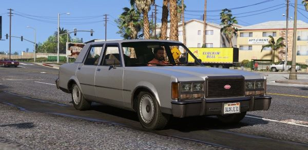 1988 Vapid STD Stanier [Add-On / Replace] 1.1.0 для GTA 5