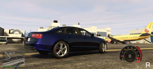 2015 Audi S6 4.0T для GTA 5