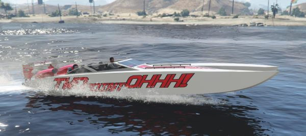 Speedboats [Add-On] для GTA 5