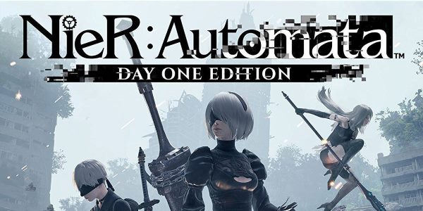 Патч для NieR: Automata Day One Edition v 1787043