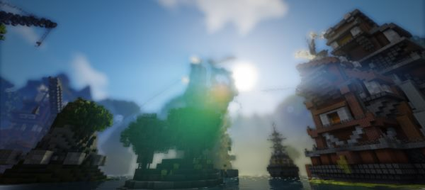 Petroleum для Майнкрафт 1.11.2
