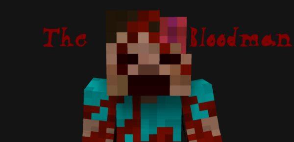 The Bloodman для Майнкрафт 1.11.2