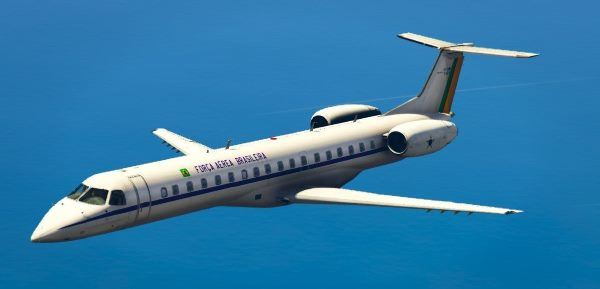 Embraer C-99A EMB-145 ER [Replace] для GTA 5