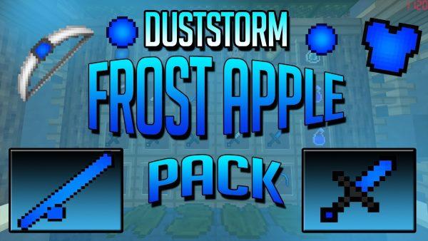 Frost Apple для Майнкрафт 1.9