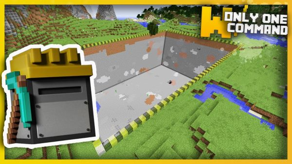 Customizable Quarry для Майнкрафт 1.11.2