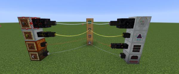 Industrial Wires для Майнкрафт 1.10.2