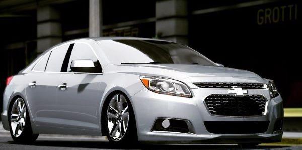 2015 Chevrolet Malibu для GTA 5