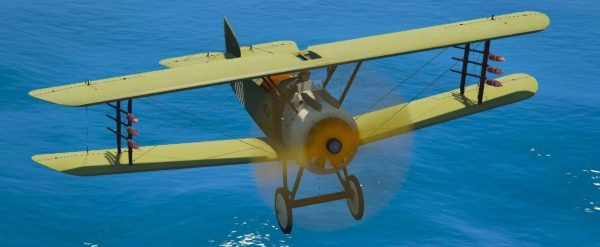 World War 1 Plane Pack [Add-On] для GTA 5