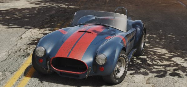 1965 Shelby Cobra 427 A/C [Add-On | Liveries | Template] для GTA 5