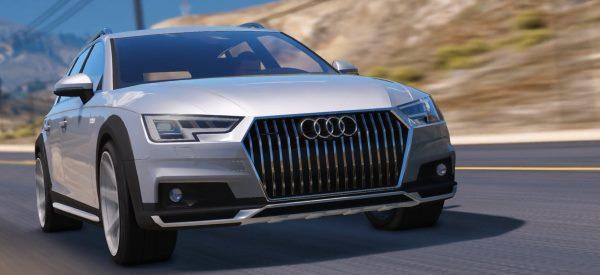 2017 Audi Allroad (B9) 0.1 для GTA 5
