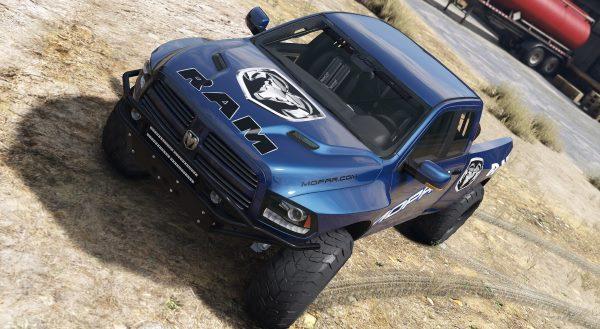 Dodge Ram Runner [FH3] для GTA 5