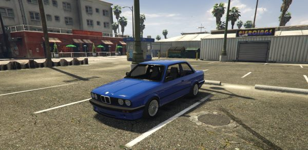 BMW e30 325i [Add-On | Tuning] для GTA 5